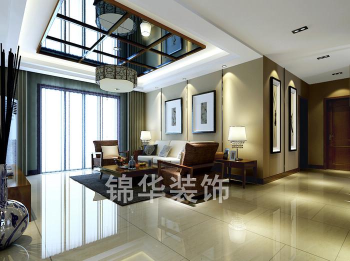 沙發-裝修圖片-揚州錦華裝飾