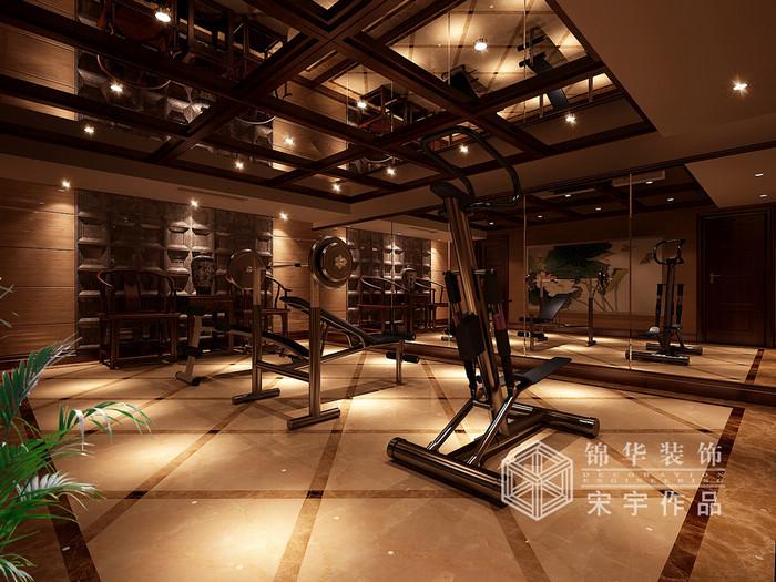 求一套健身房的设计,需要效果图以及简要设计说明?