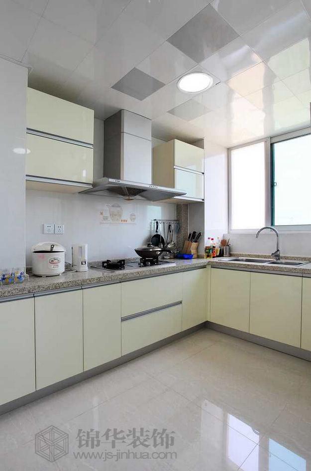 装修效果图_l型厨房装修效果图_客厅厨房装修效果图 .